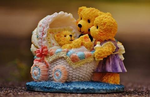 family-bear-figures-funny-160460